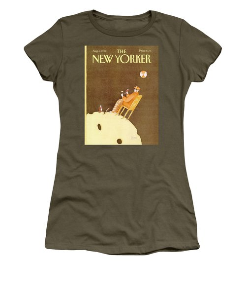 New Yorker August 6th, 1990 Women's T-Shirt