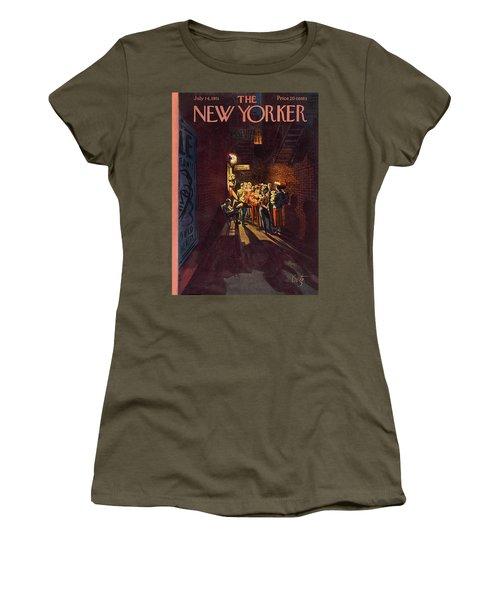 New Yorker July 14th, 1951 Women's T-Shirt