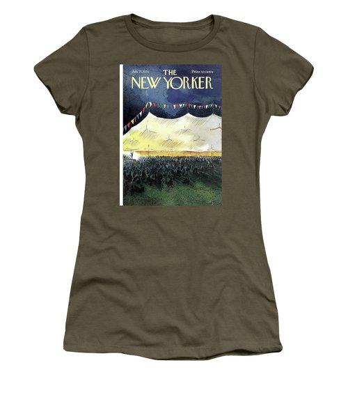 New Yorker July 25th, 1970 Women's T-Shirt