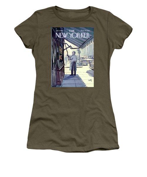 New Yorker July 8th, 1967 Women's T-Shirt