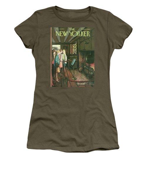 New Yorker March 23rd, 1963 Women's T-Shirt