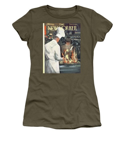 New Yorker March 7th, 1959 Women's T-Shirt
