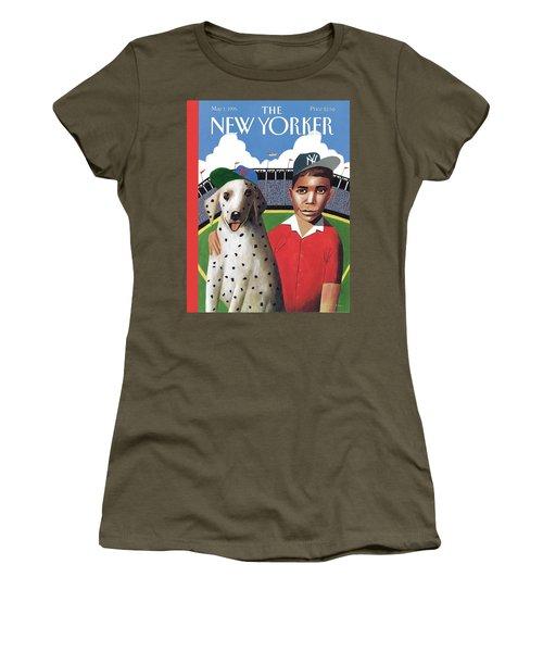 New Yorker May 1st, 1995 Women's T-Shirt