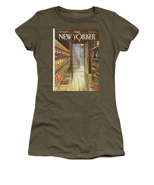 New Yorker November 10th, 1980 Women's T-Shirt