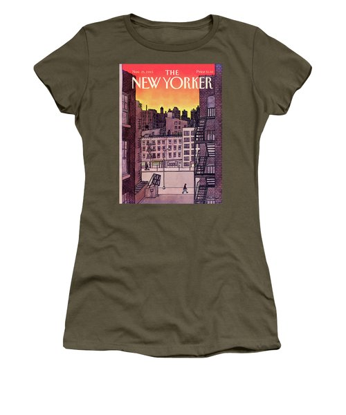 New Yorker November 25th, 1985 Women's T-Shirt