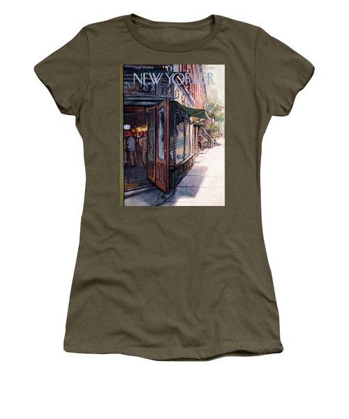 New Yorker September 29th, 1956 Women's T-Shirt