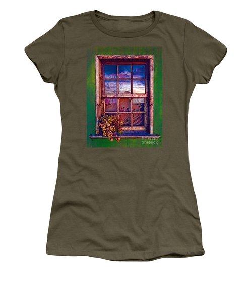 Nightscape La Palma-1 Women's T-Shirt
