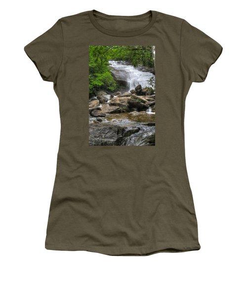 North Carolina Waterfall Women's T-Shirt