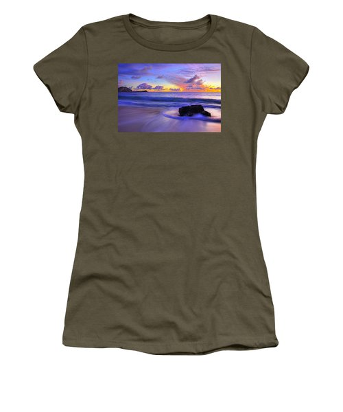 Oahu Sunrise Women's T-Shirt
