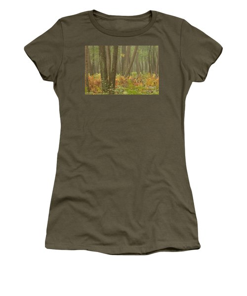 Oak Openings Fog Forest Women's T-Shirt