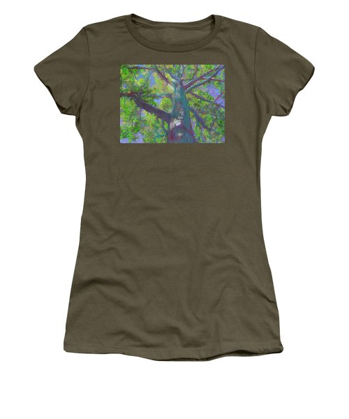 Oak Tree 1 Women's T-Shirt