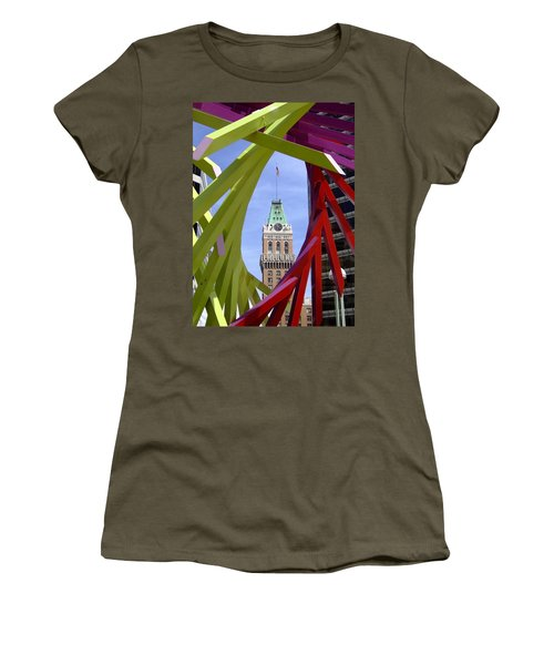 Oakland Tribune Women's T-Shirt (Athletic Fit)