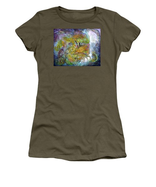 Offspring Of Tiamat - The Fomorii Union Women's T-Shirt