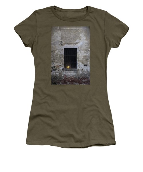 Old But Full Of Life Women's T-Shirt (Athletic Fit)