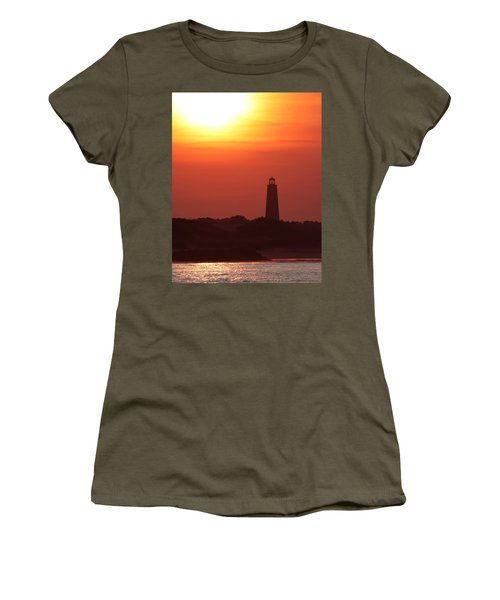Old Cape Henry Lighthouse  Women's T-Shirt