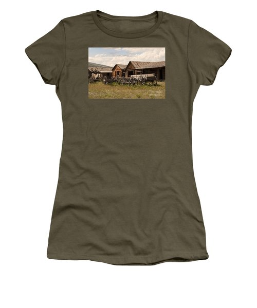 Old West Wyoming  Women's T-Shirt
