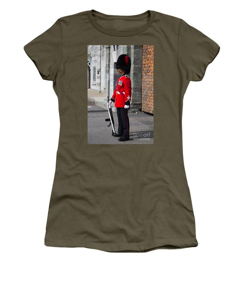 On Guard Quebec City Women's T-Shirt