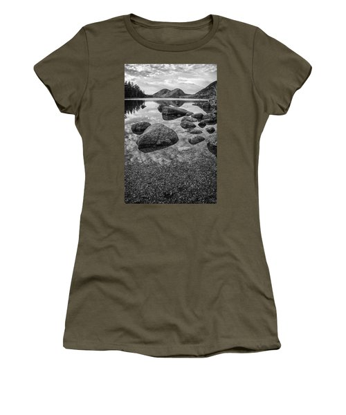 On Jordan Pond Women's T-Shirt
