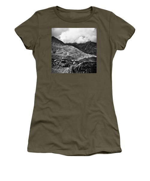 On The Mountainside Women's T-Shirt