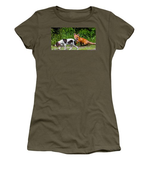 On The Scent Women's T-Shirt