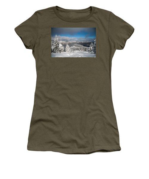 on the Wurmberg II Women's T-Shirt