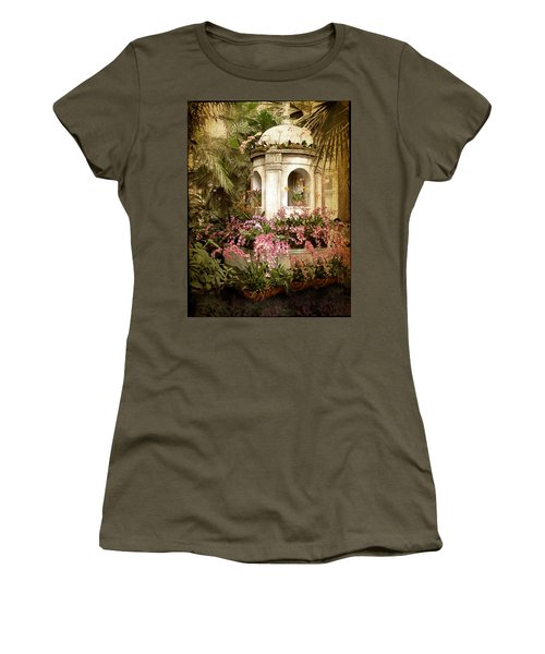 Orchid Exhibition Women's T-Shirt