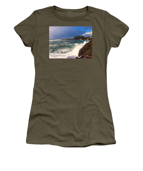 Oregon Coast 9 Women's T-Shirt