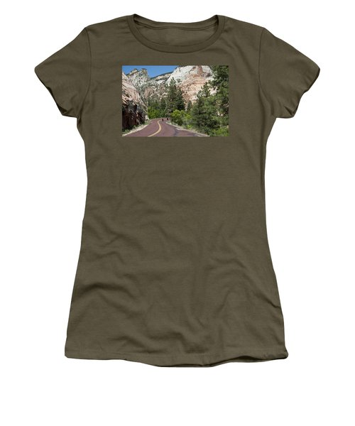 Out For A Ride Women's T-Shirt