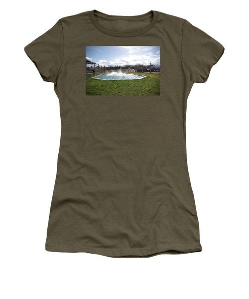 Out Of Africa Tiger Splash 9 Women's T-Shirt
