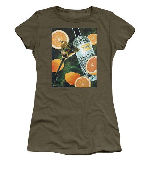Outer Citron Women's T-Shirt