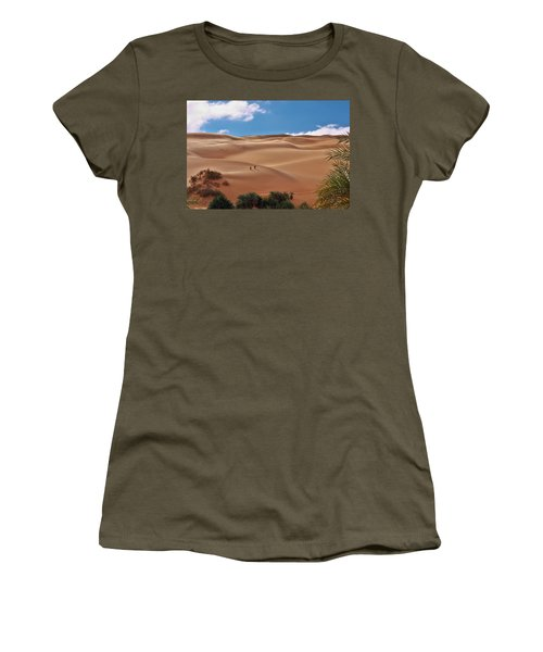 Over The Dunes Women's T-Shirt