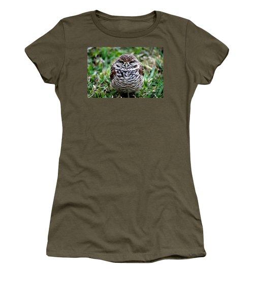 Owl. Best Photo Women's T-Shirt
