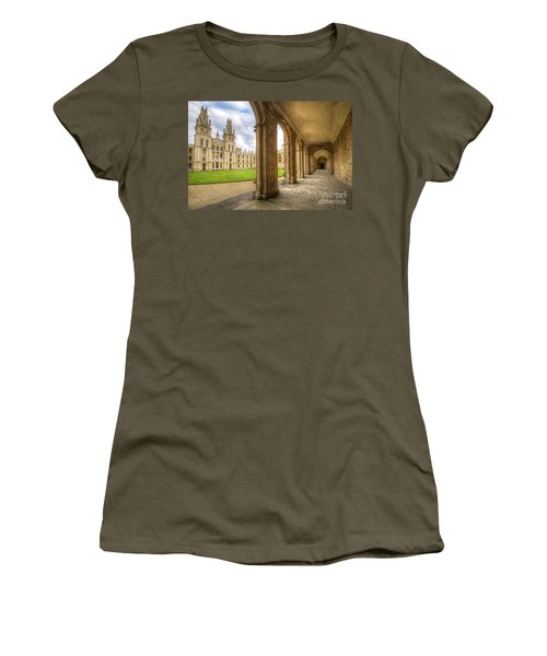Oxford University - All Souls College 2.0 Women's T-Shirt