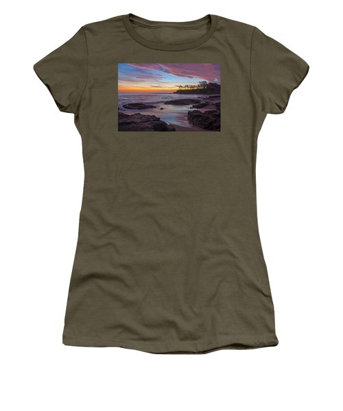 Painted Sky Laguna Beach Women's T-Shirt
