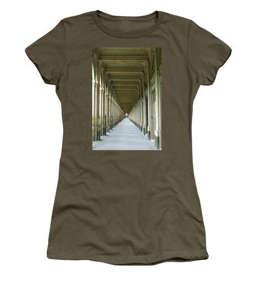 Palais Royale Women's T-Shirt (Athletic Fit)