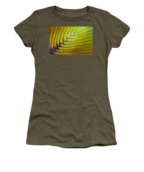 Palm Tree Leafs Women's T-Shirt