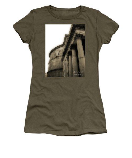 Pantheon Women's T-Shirt (Athletic Fit)