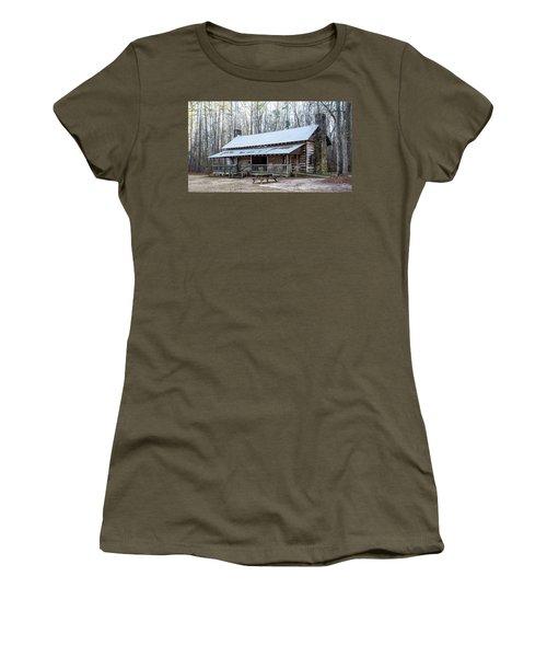 Park Ranger Cabin Women's T-Shirt