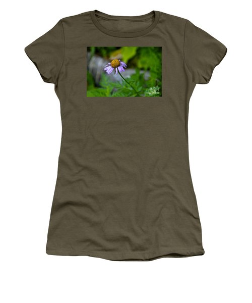 Women's T-Shirt (Junior Cut) featuring the photograph Past Prime by Sean Griffin