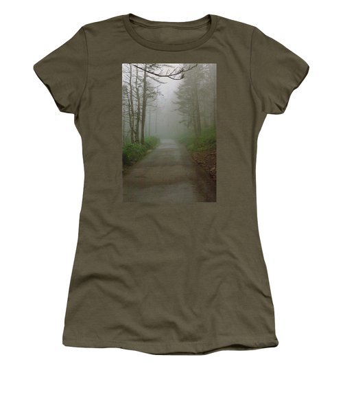 Path To Clingmans Dome Women's T-Shirt