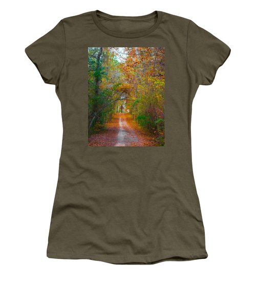 Path To The Fairies Women's T-Shirt