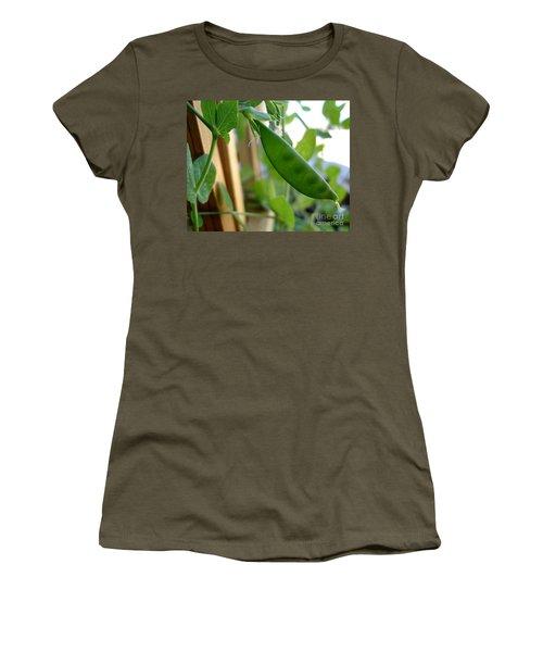 Pea Pod Growing Women's T-Shirt