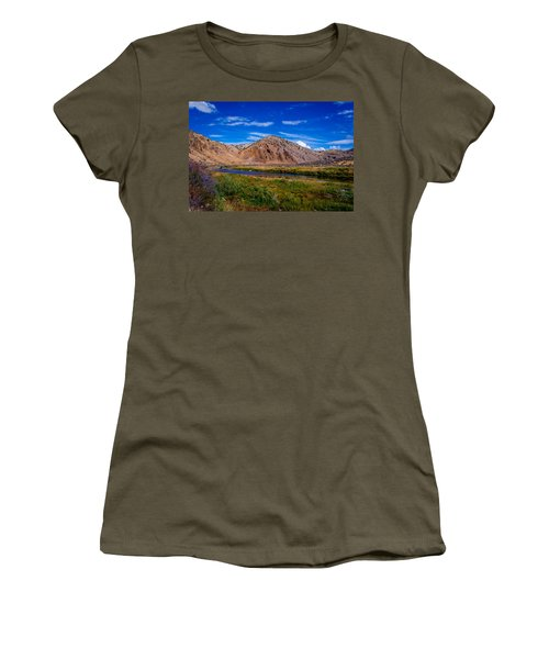 Peaceful Valley Women's T-Shirt (Athletic Fit)