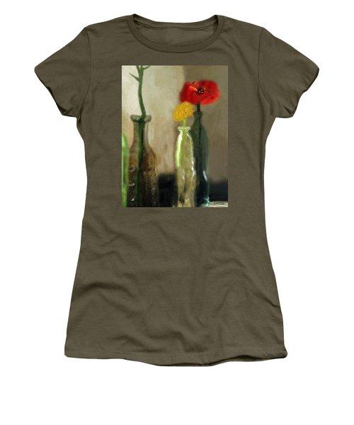 Peggy's Flowers Women's T-Shirt