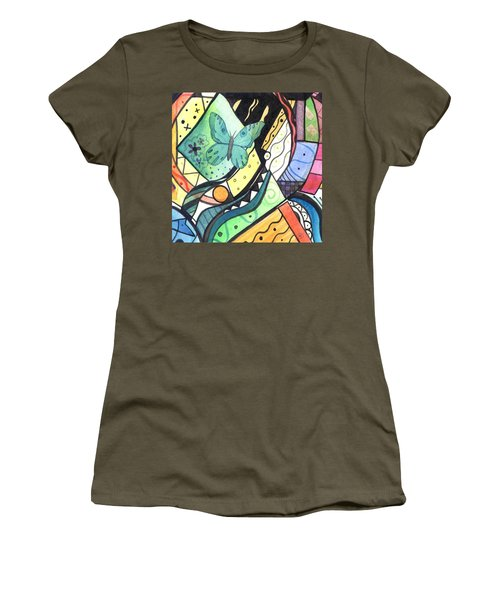 Persistence Of Form Women's T-Shirt