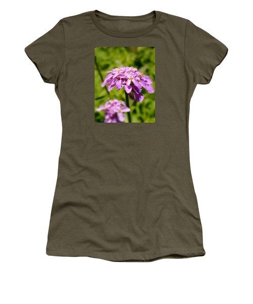 Petite Parasol Women's T-Shirt (Junior Cut) by Elizabeth Sullivan