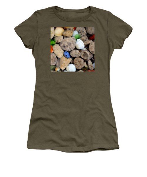 Petoskey Stones V Women's T-Shirt