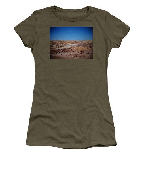 Petrified Forest Women's T-Shirt