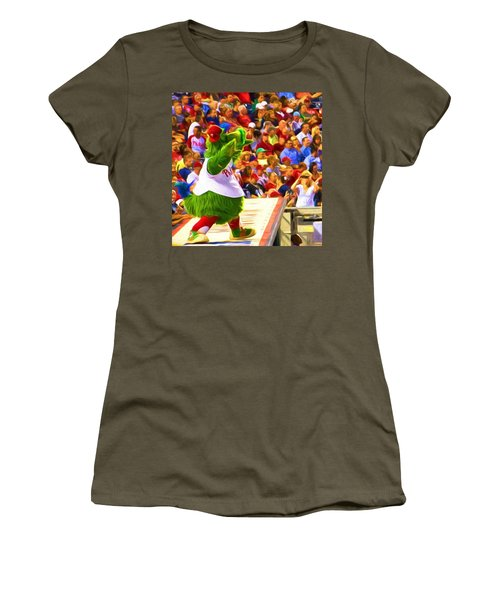 Phanatic In Action Women's T-Shirt