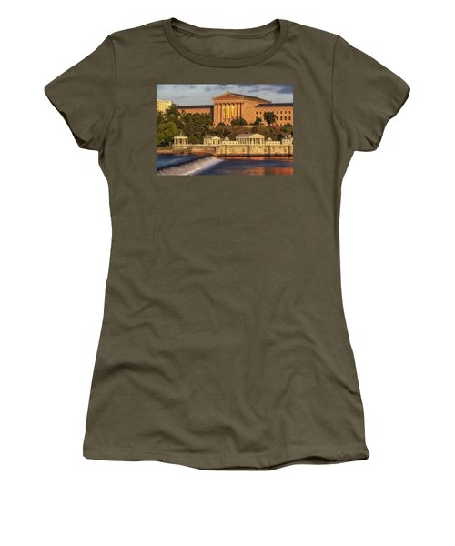 Philadelphia Museum Of Art Women's T-Shirt